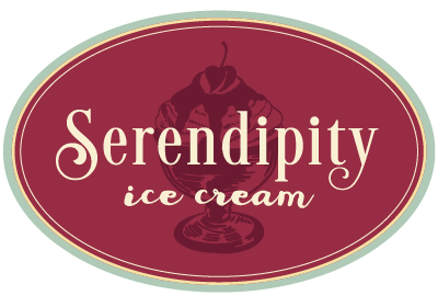 Serendipity Ice Cream Logo