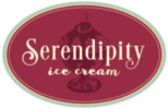 Serendipity Ice Cream Mobile Logo